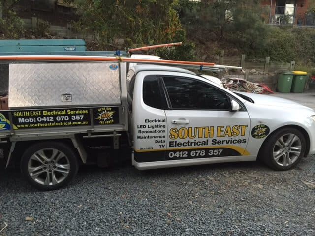 Gold Coast Brisbane electricians small jobs