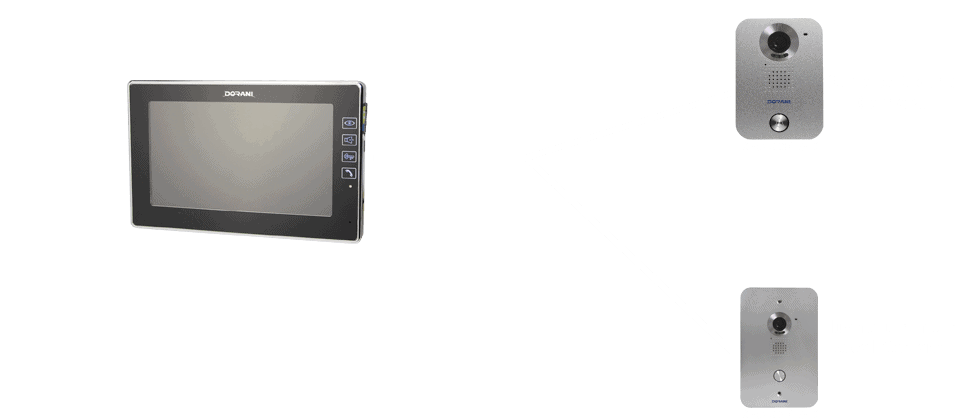 intercom system from dorani