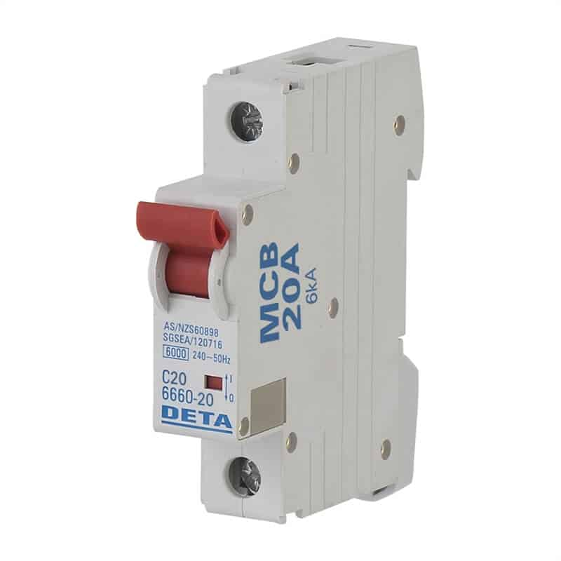 fuses can be replaced with circuit breakers