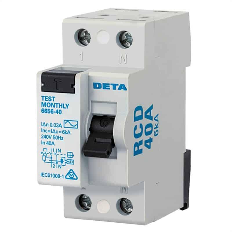 circuit breaker dual