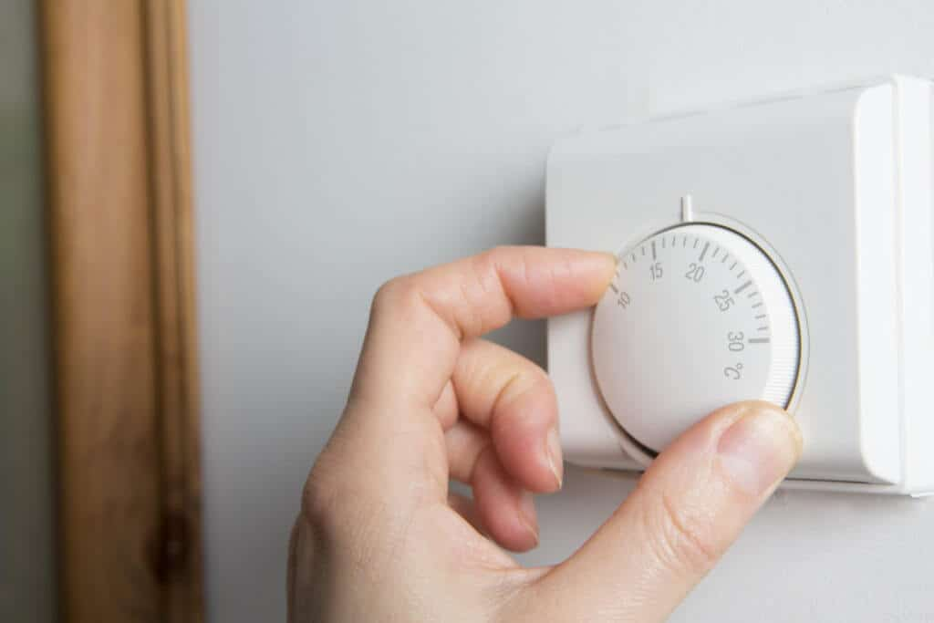 temperature control helps