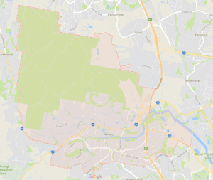 Map of Nerand
