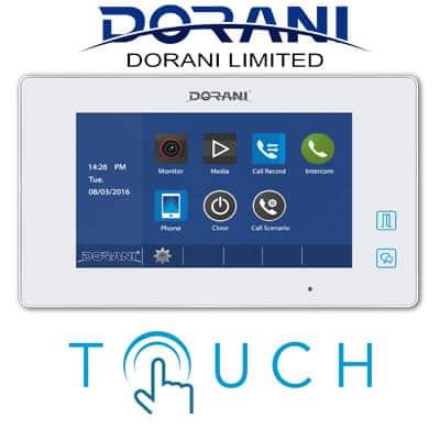 Dorani Touch Series intercom